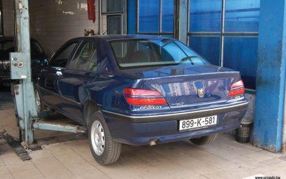 Održavanje polovnog Peugeota 406 1.8 16v i 2.0 HDi (1999.-2004.)