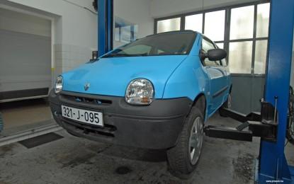 Održavanje polovnog Renaulta Twinga 1.2 8v i 1.2 16v (1996.-2007.)