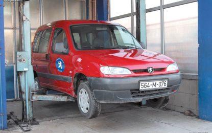 Održavanje polovnog Peugeota Partnera 1.8 i 2.0 HDi (1996.-2002.)