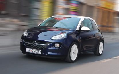 TEST – Opel Adam Jam 1.4 Start&Stop