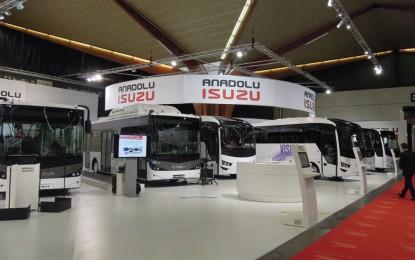 Anadolu Isuzu sa Euro VI motorima