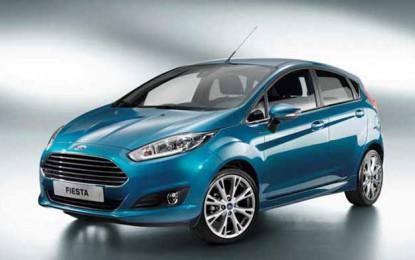 Ford Fiesta najprodavaniji automobil u Velikoj Britaniji svih vremena