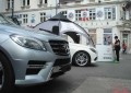 STARline sa Mercedesovim zvijezdama zasjaće ispred sarajevske Katedrale