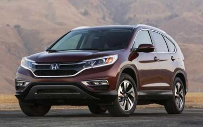 Honda otkrila prvu sliku redizajniranog CR-V-a