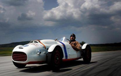 Škoda je vratila na cestu jedini preživjeli trkaći auto 996 Supersport