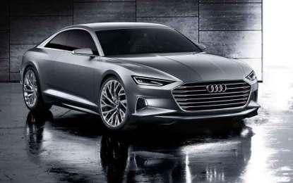 Predstavljen je najveći Audijev kupe