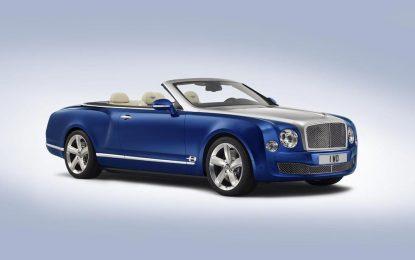 Bentley je otkrio konceptnog Grand Convertiblea