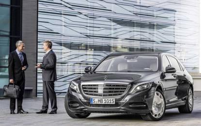 Mercedes je vratio ime Maybach, ali u nešto drugačijem obliku