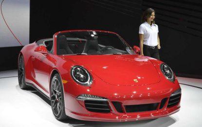 Porsche Carrera 911 GTS i Cayenne GTS predstavljeni na sajmu automobila u gradu anđela