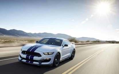 Ford je predstavio Shelbyja GT350 Mustang