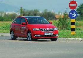 TEST – Škoda Rapid Spaceback 1.2 TSI Elegance