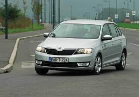 TEST – Škoda Rapid Spaceback 1.6 TDI Ambition (90)