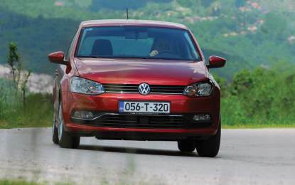 TEST – Volkswagen Polo 1.2 TSI BlueMotion Technology Comfortline