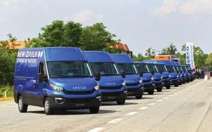 PRVI KILOMETRI – Vozili smo novu generaciju Ivecovog Dailyja na stazi Balloco u Italiji