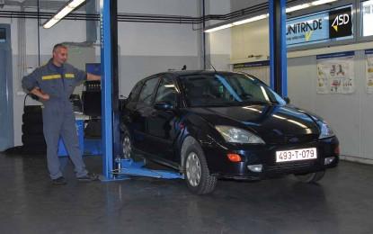 Održavanje polovnog Forda Focusa 1.6 16v / 100 KS (1998.-2004.) i 1.8 TDDI / 90 KS (1998.-2002.)
