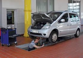 Održavanje polovnog Mercedesa Vanea 160 i 170 CDI (2002.-2005.)