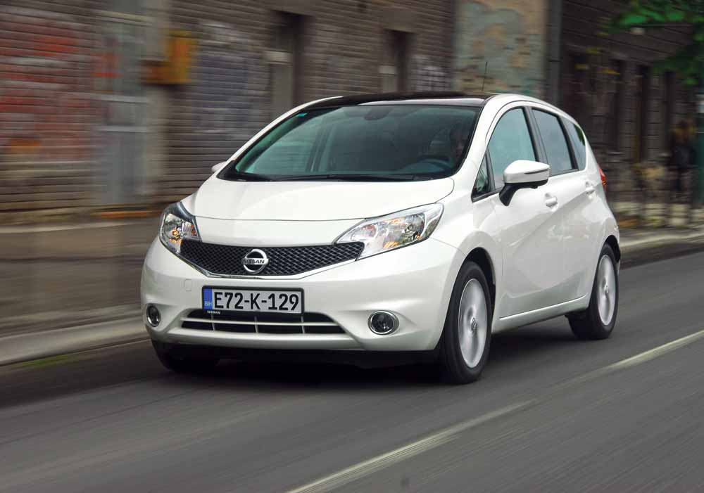 proauto test nissan note 1 2 acenta. Black Bedroom Furniture Sets. Home Design Ideas