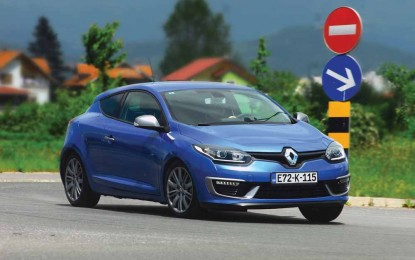 TEST – Renault Megane Coupe GT Line dCi 130 Energy