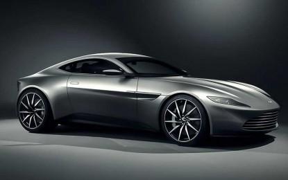 Daniel Craig će u 24. filmu o Jamesu Bondu voziti Astona Martina DB10
