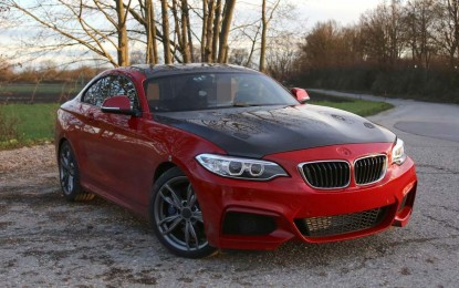 BMW priprema sportski auto sa pogonom na prednje točkove?