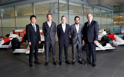 Fernando Alonso od danas pravi društvo Jensonu Buttonu u F1 timu McLarena
