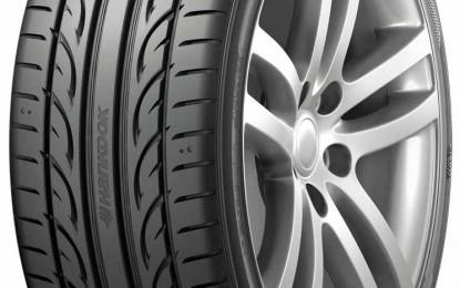 Predstavljamo gume Hankook Ventus V12 evo2