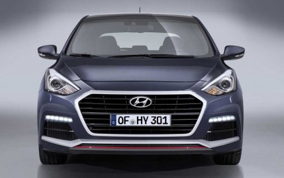 Hyundai i30 prošao tretman uljepšavanja