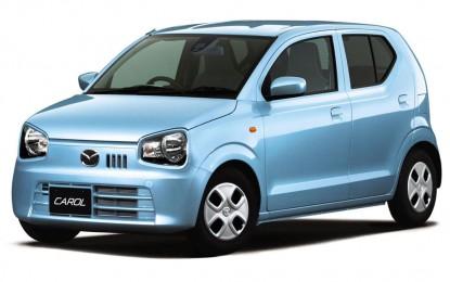 Mazda Carol je novi mini automobil za Japan