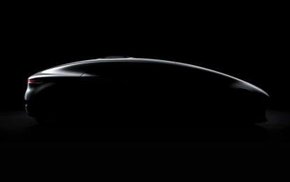 Mercedes će predstavljanjem autonomnog konceptnog automobila najaviti budućnost ličnog prevoza