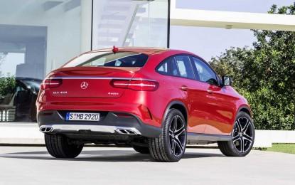 Mercedes je predstavio GLE-a Coupea – prvog konkurenta BMW-u X6