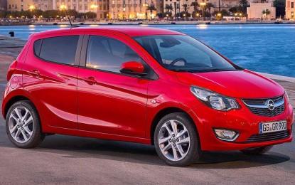 Opel je otkrio superminija nazvanog Karl