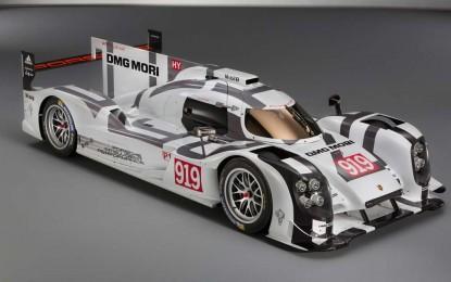 Porsche je razvio novi 919 Hybrid za trkačku sezonu 2015.