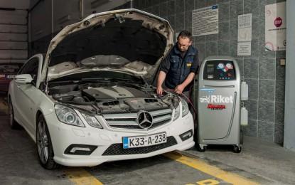 Predstavljamo najpovoljnije Bosch-Robinair uređaje za servisiranje klima-uređaja na automobilima, komercijalnim vozilima i na industrijskim mašinama