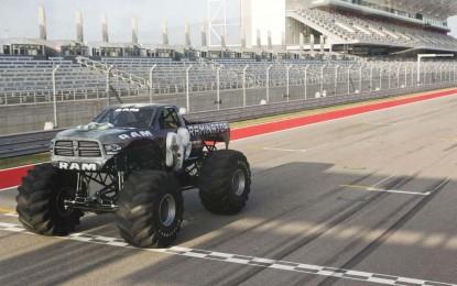 Monster Truck Raminator je najbrži na svijetu