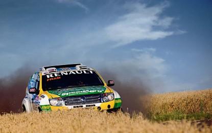 Renault je spreman za reli Dakar i to sa posebno pripremljenim Dusterom
