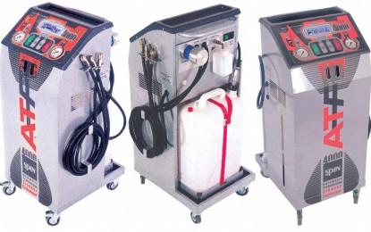 Spin ATF 4000 – uređaj za automatsku zamjenu ulja u automatskim mjenjačima