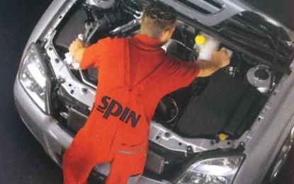 Uređaj za ispitivanje sistema ubrizgavanja goriva pod visokom pritiskom – Spin CR4