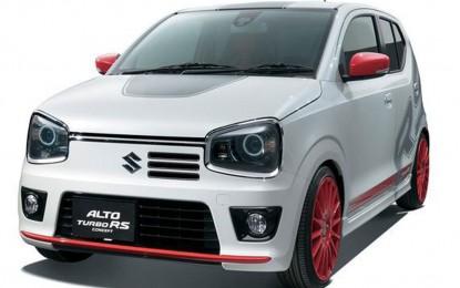 Suzuki Alto RS Turbo je japanska forma gradskog sportskog auta
