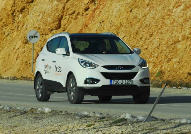 TEST – Hyundai ix35 2.0 CRDi 4WD 6AT Platinum