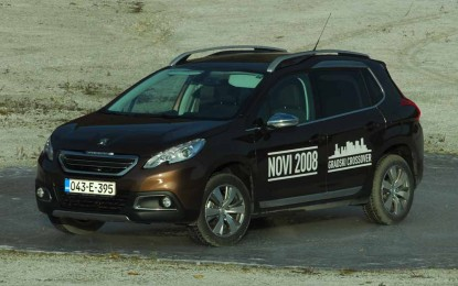 TEST – Peugeot 2008 1.2 VTi Allure