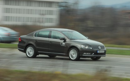 TEST – Volkswagen Passat 2.0 TDI DSG 4Motion Highline