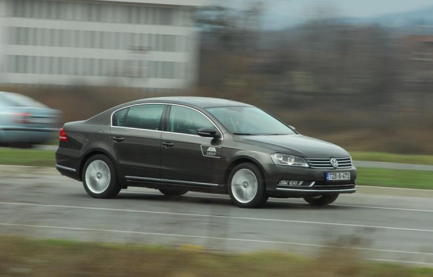 TEST – Volkswagen Passat 2.0 TDI DSG 4Motion Highline