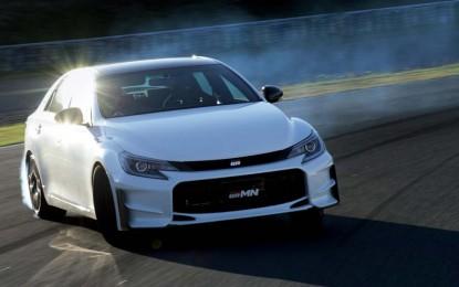 Toyota Mark X GRMN pokazuje da najveći svjetski proizvođač nije zaboravio sport