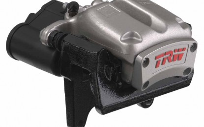 TRW proizvodi elektromehaničke parkirne kočnice i za velike japanske proizvođače