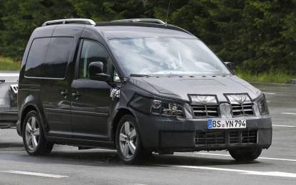 Volkswagen bi u SAD mogao dovesti Caddyja i Craftera