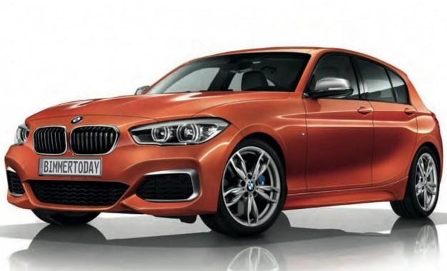 """Imamo prve slike BMW-ovog """"superkompakta"""" M135i"""