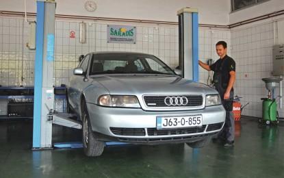 Održavanje polovnog Audija A4 (B5) 1.9 TDI i 1.8 T (1995.-2001.)