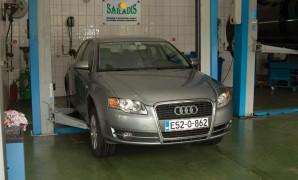 Održavanje polovnog Audija A4 (B7) 2.0 TFSI i 2.0 TDI (2004.-2008.)