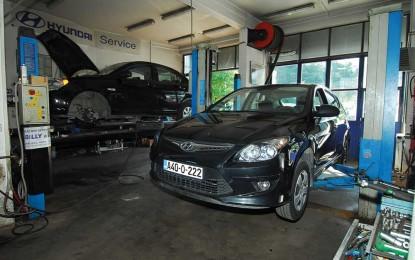 Održavanje polovnog Hyundaija i30 1.4 MPI i 1.6 CRDi (2007.-2012.)
