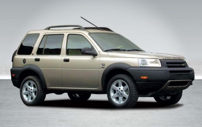 Održavanje polovnog Land Rovera Freelandera (1997.-2004.)